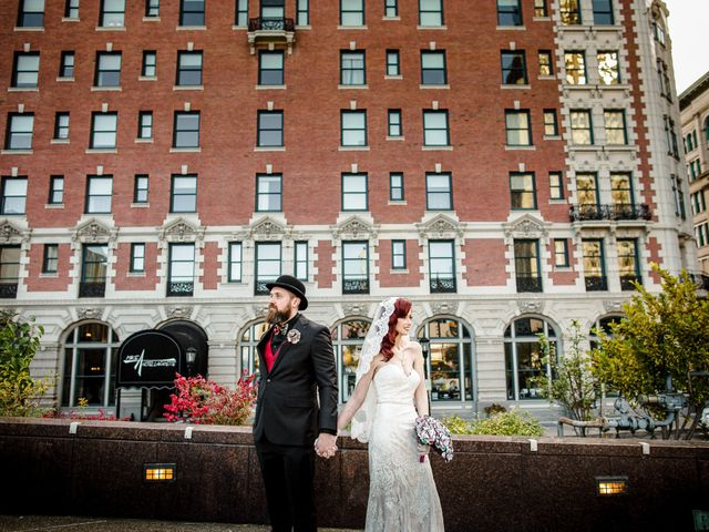 Jay and Naidy's Wedding in Buffalo, New York 39