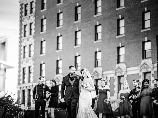 Jay and Naidy's Wedding in Buffalo, New York 43