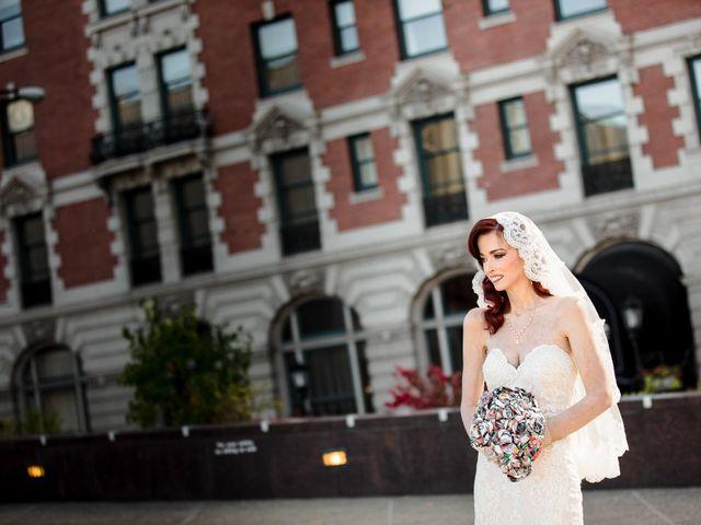 Jay and Naidy's Wedding in Buffalo, New York 44