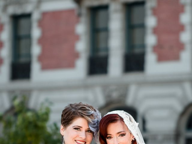Jay and Naidy's Wedding in Buffalo, New York 49