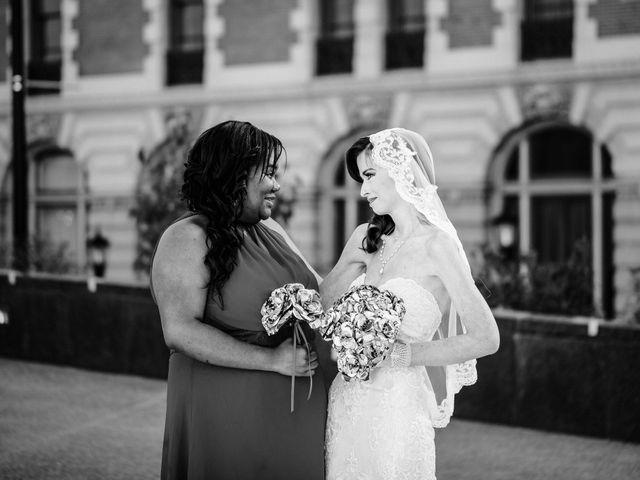 Jay and Naidy's Wedding in Buffalo, New York 51