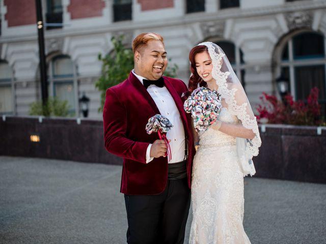 Jay and Naidy's Wedding in Buffalo, New York 52