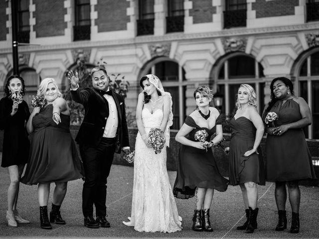 Jay and Naidy's Wedding in Buffalo, New York 53