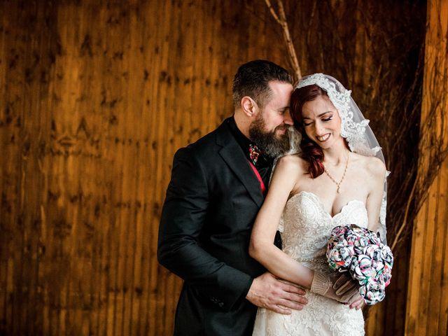 Jay and Naidy's Wedding in Buffalo, New York 65
