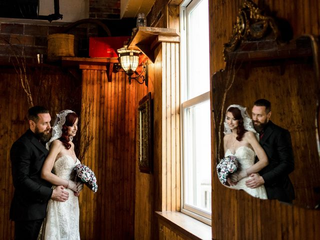 Jay and Naidy's Wedding in Buffalo, New York 66