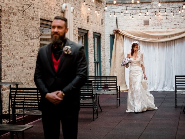 Jay and Naidy's Wedding in Buffalo, New York 72
