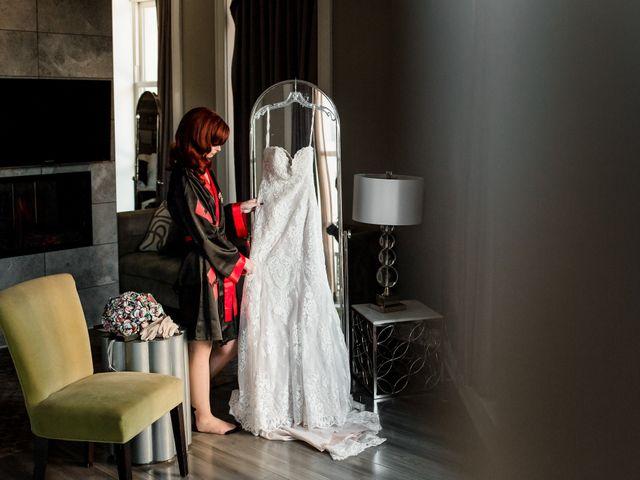 Jay and Naidy's Wedding in Buffalo, New York 100