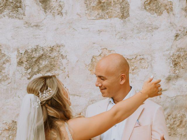 Alan and Viktoriia's Wedding in Austin, Texas 40