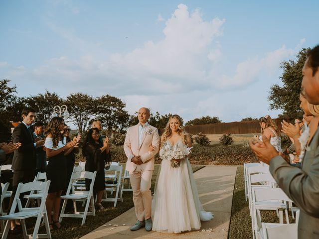 Alan and Viktoriia's Wedding in Austin, Texas 61