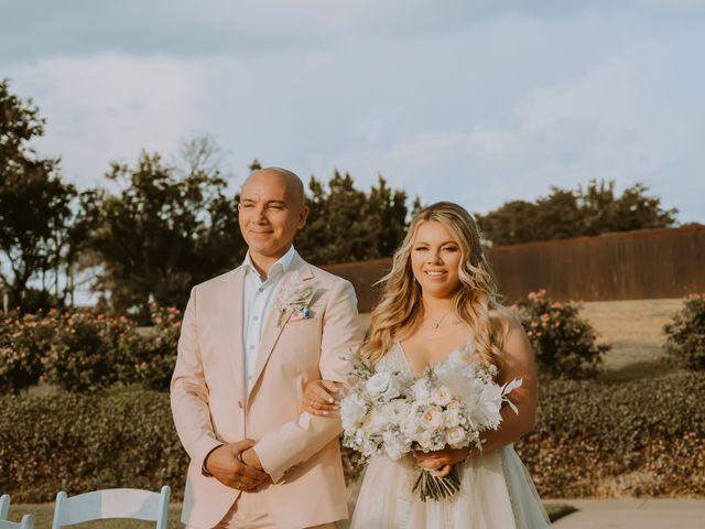 Alan and Viktoriia's Wedding in Austin, Texas 62