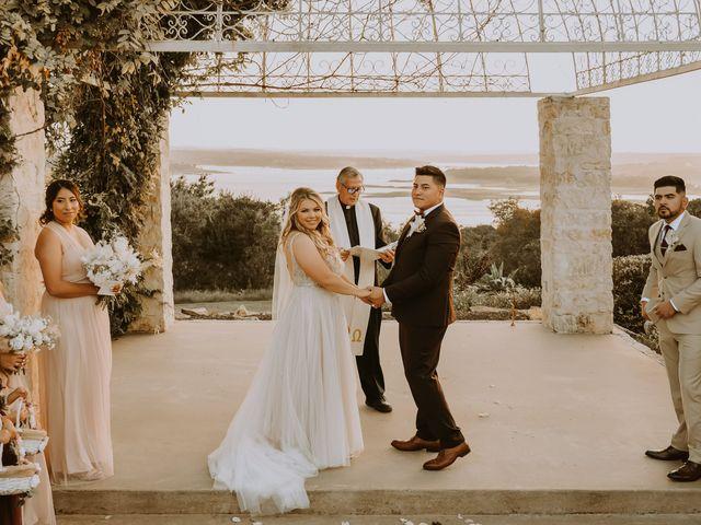 Alan and Viktoriia's Wedding in Austin, Texas 80