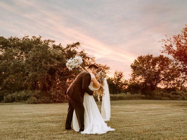 The wedding of Viktoriia and Alan