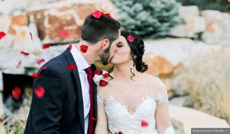 Eli and Skylar's Wedding in Denver, Colorado