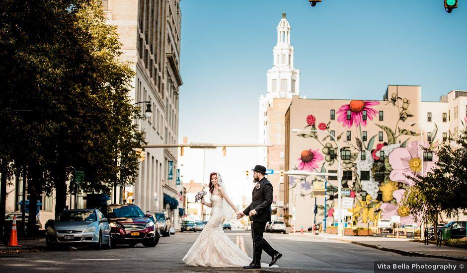 Jay and Naidy's Wedding in Buffalo, New York