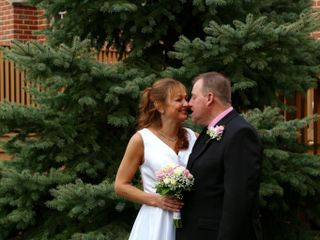 The wedding of George and Kristy 2
