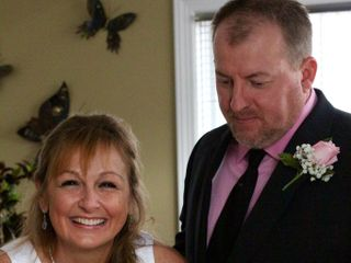 The wedding of George and Kristy 3