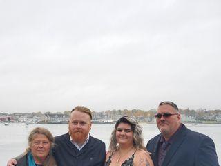 The wedding of Leesa and Joe 1
