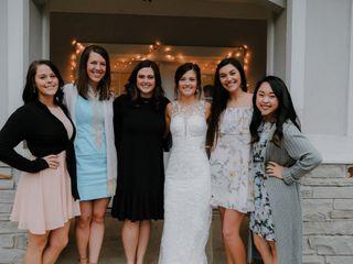 The wedding of Aaron and Erika 1