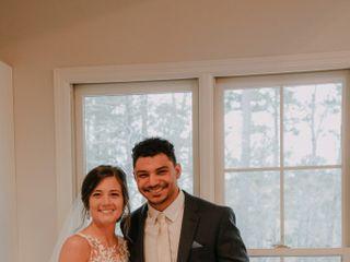 The wedding of Aaron and Erika 2