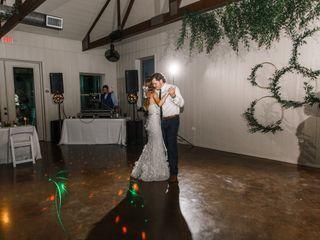The wedding of Andrea and Luke