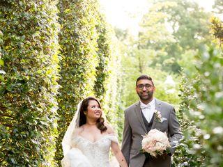 The wedding of Sharmayne and Chet 3