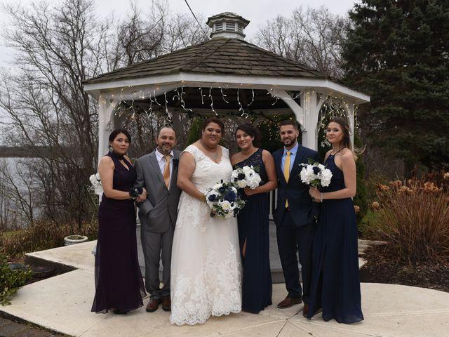 Gunnar and Aileen's Wedding in Fall River, Massachusetts 3