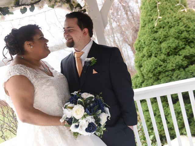 Gunnar and Aileen's Wedding in Fall River, Massachusetts 6