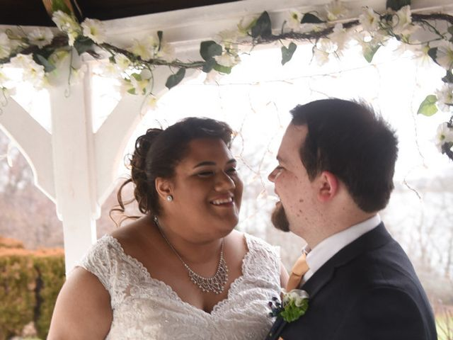 Gunnar and Aileen's Wedding in Fall River, Massachusetts 7