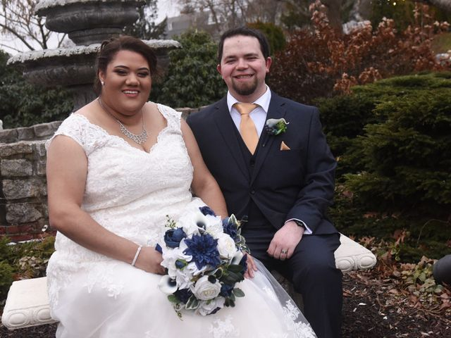 Gunnar and Aileen's Wedding in Fall River, Massachusetts 8