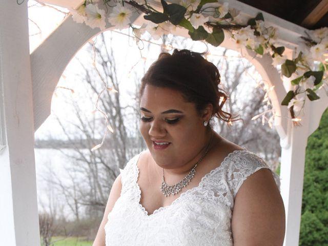 Gunnar and Aileen's Wedding in Fall River, Massachusetts 9