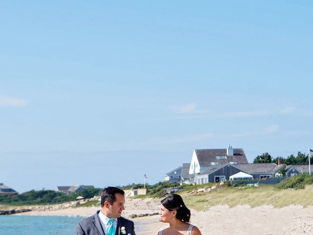 Stephen and Elysa's Wedding in Falmouth, Massachusetts 1