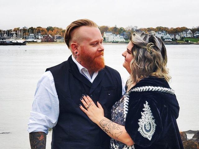 Joe and Leesa's Wedding in Salem, Massachusetts 4