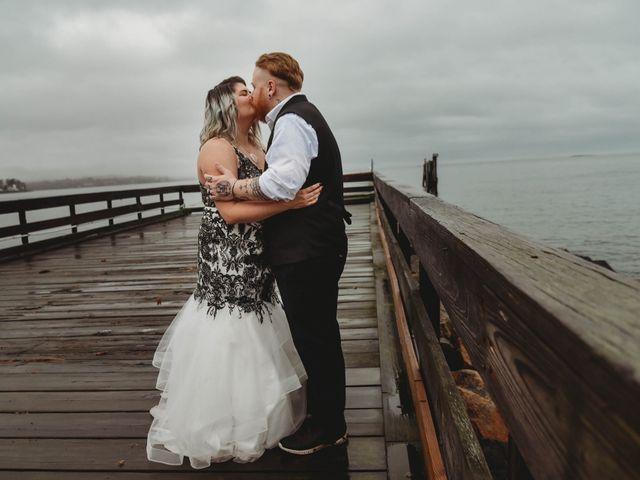 Joe and Leesa's Wedding in Salem, Massachusetts 1