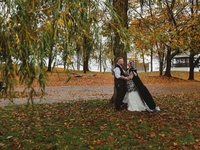 Joe and Leesa's Wedding in Salem, Massachusetts 2