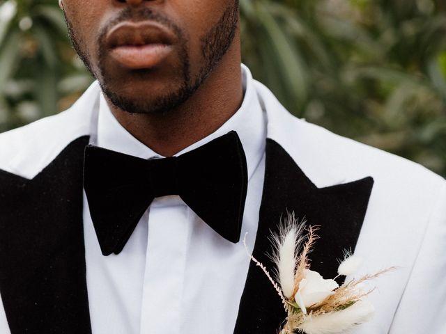 Jazmyn and Mychal's Wedding in Porter Ranch, California 4