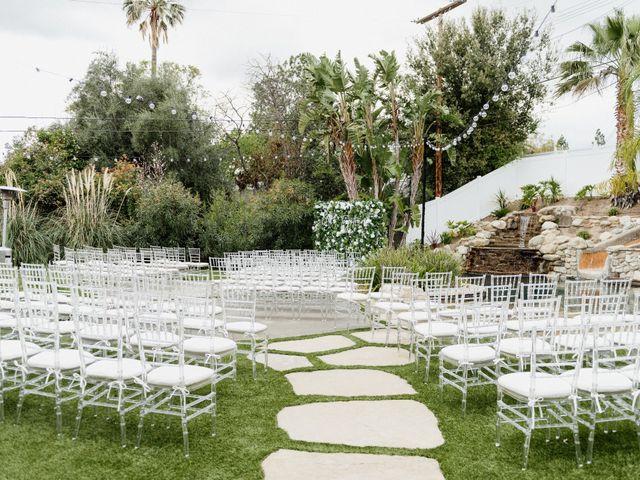 Jazmyn and Mychal's Wedding in Porter Ranch, California 27
