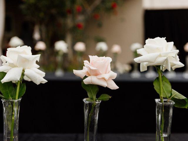 Jazmyn and Mychal's Wedding in Porter Ranch, California 28