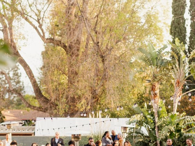 Jazmyn and Mychal's Wedding in Porter Ranch, California 42