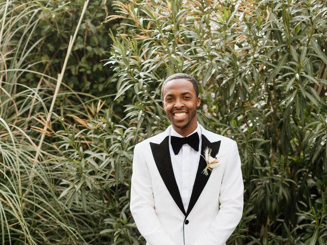 Jazmyn and Mychal's Wedding in Porter Ranch, California 55