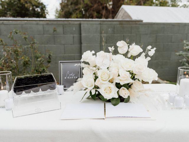 Jazmyn and Mychal's Wedding in Porter Ranch, California 71