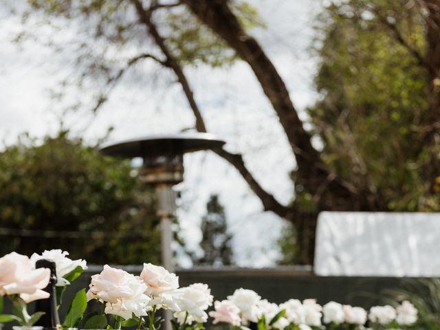Jazmyn and Mychal's Wedding in Porter Ranch, California 73