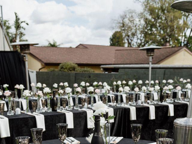 Jazmyn and Mychal's Wedding in Porter Ranch, California 74