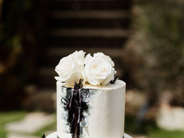 Jazmyn and Mychal's Wedding in Porter Ranch, California 78