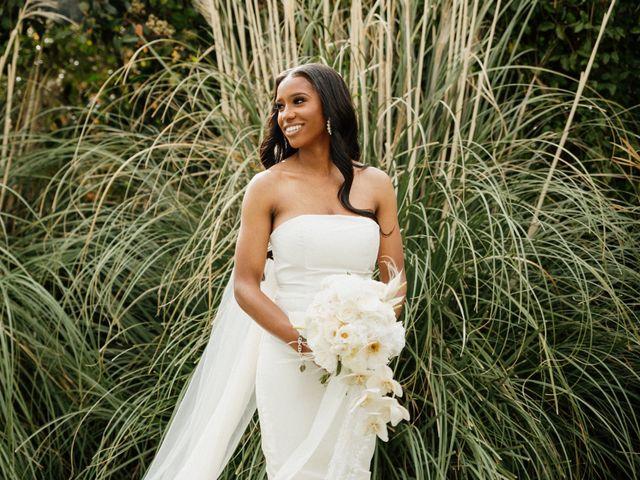 Jazmyn and Mychal's Wedding in Porter Ranch, California 84