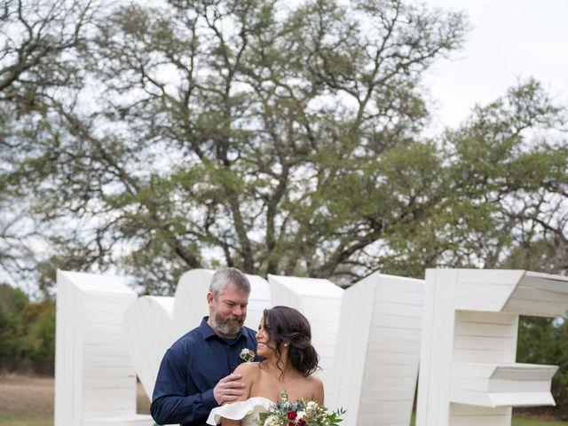 Aaron and Natalia's Wedding in Georgetown, Texas 5