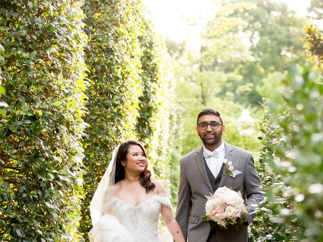 Chet and Sharmayne's Wedding in Greensboro, North Carolina 4