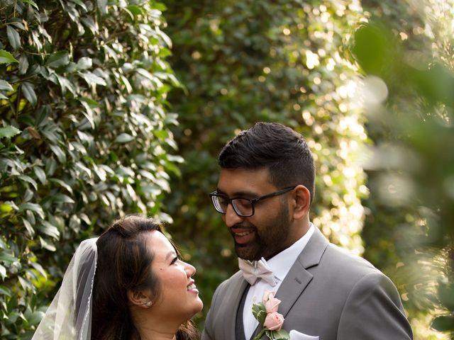 Chet and Sharmayne's Wedding in Greensboro, North Carolina 5