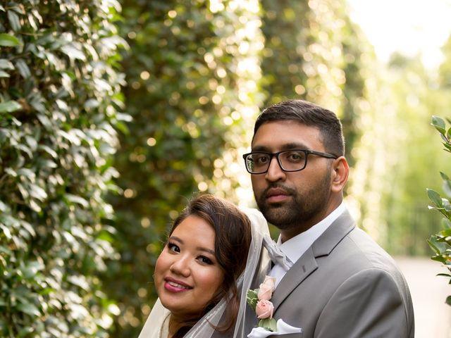Chet and Sharmayne's Wedding in Greensboro, North Carolina 6