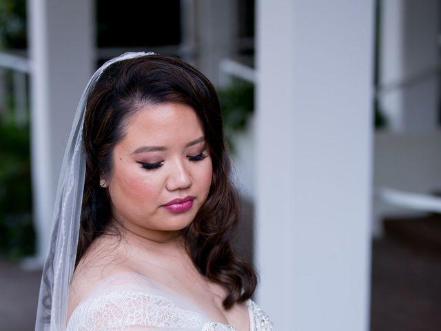 Chet and Sharmayne's Wedding in Greensboro, North Carolina 7