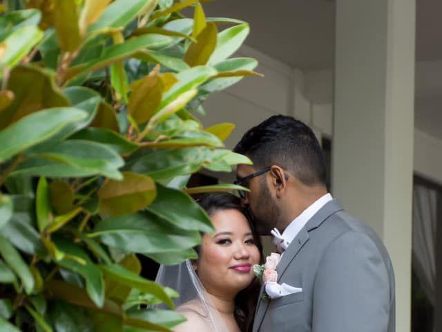 Chet and Sharmayne's Wedding in Greensboro, North Carolina 8